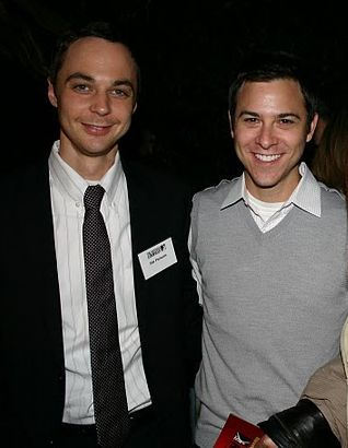 Todd Spiewak Jim Parsons and Todd