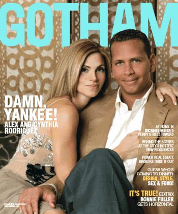 Cynthia Scurtis - Gotham Magazine [United States] (March 2007)