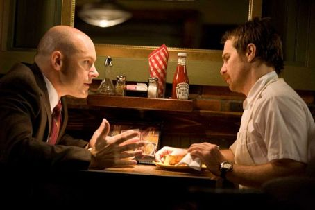 The Winning Season - Rob Corddry as Terry and Sam Rockwell as Bill in THE WINNING SEASON