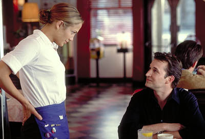 Jennifer Lopez and Noah Wyle in Columbia's Enough - 2002