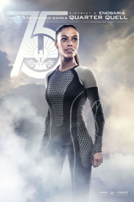 Meta Golding The Hunger Games: Catching Fire
