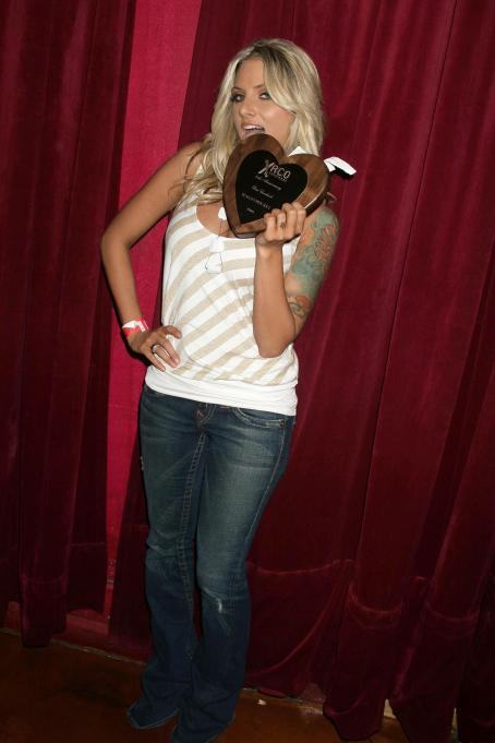 Teagan Presley  - XRCO Awards 2009 - 16.04.2009
