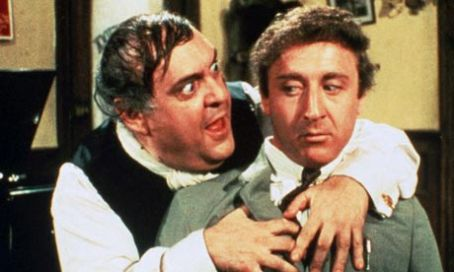 Gene Wilder - THE PORDUCERS, 1968, GENE WILDER, ZERO MOSTEL,