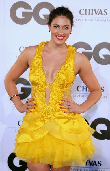 Stephanie Rice 2009 GQ Men Of The Year Awards