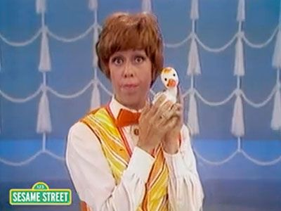 Sesame Street The Carol Burnett Show