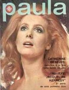 Catherine Deneuve - Paula Magazine [Argentina] (September 1969)