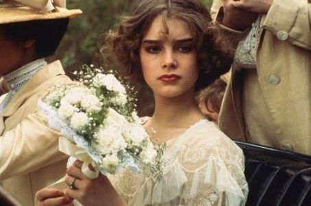 Pretty Baby Brooke Shields in  (1978)