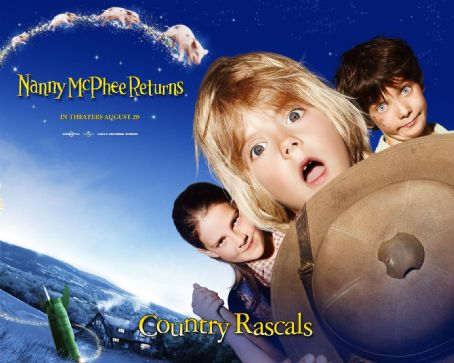 Asa Butterfield Nanny McPhee Returns Wallpaper