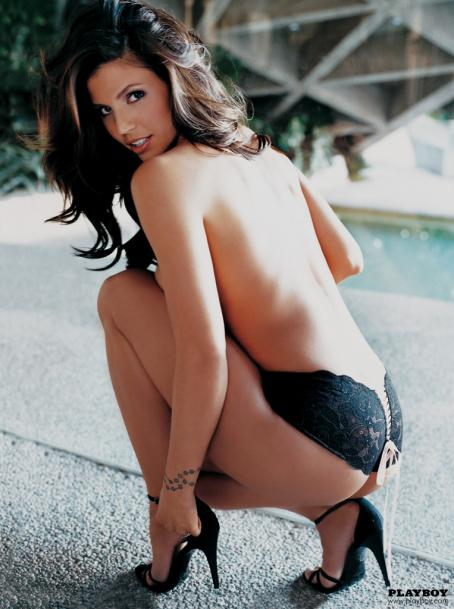 Charisma Carpenter - Playboy Photos