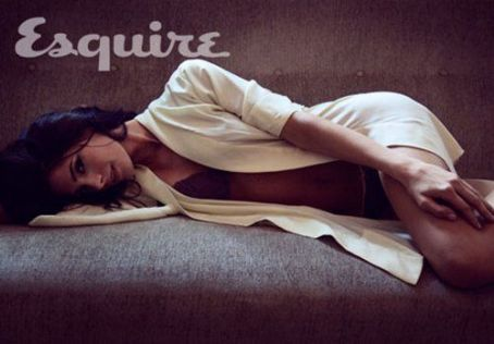 Ashley Greene: August 2012 issue of Esquire magazine