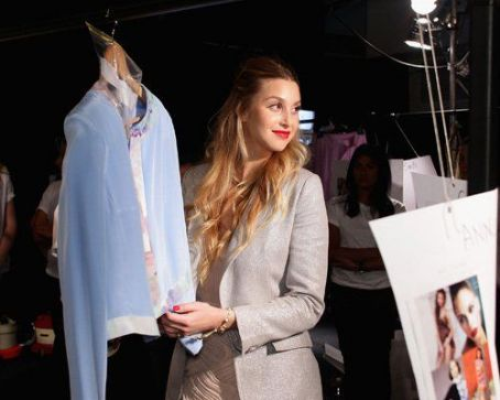 Whitney Port's Australia Fashion Week Presentation