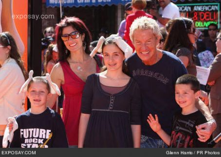 Lisa Marie Wells-Cronin - Kevin Cronin and his family.