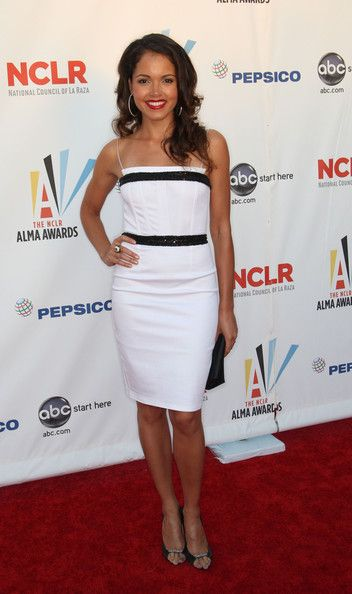 Susie Castillo 2009 ALMA Awards