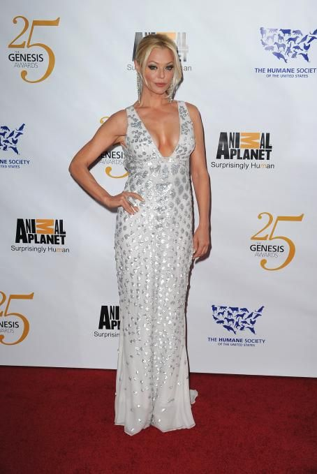 Charlotte Ross - Humane Society's 25 annual Genesis Awards at the Hyatt Regency Century Plaza on March 19, 2011 in Century City, California
