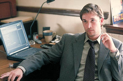 Noah Wyle in Columbia's Enough - 2002