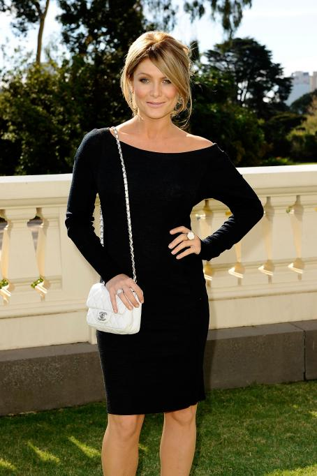 Natalie Bassingthwaighte - Opening Night Party For The 2010 L'Oreal Melbourne Fashion Festival, 14 March 2010