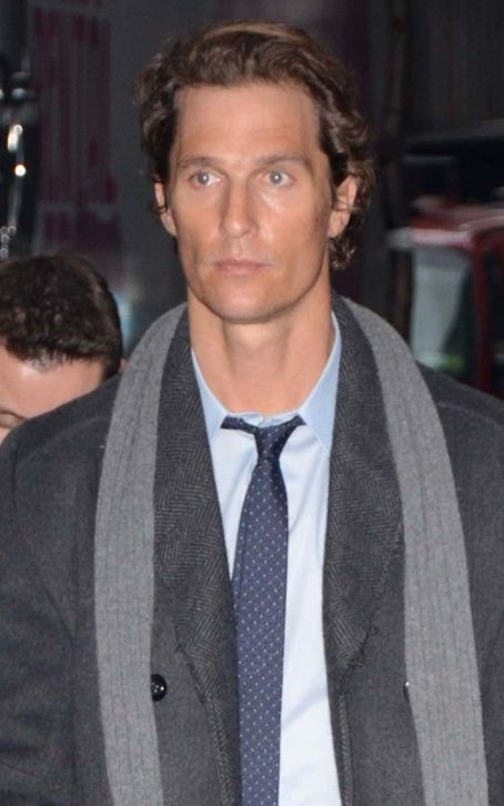 "Matthew McConaughey Drops By the ""Today"" Show"