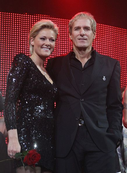 Michael Bolton and Helene Fischer
