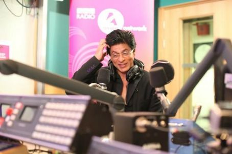 Shah Rukh on The Shah Rukh Khan Show for BBC Asian Network