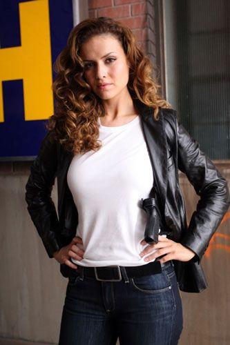 Lisa Marcos actress