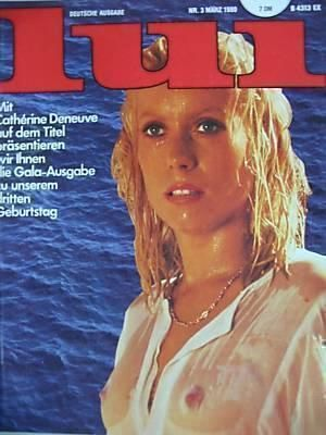 Catherine Deneuve - Lui Magazine [Germany] (3 March 1980)