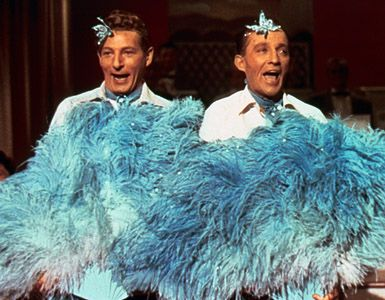 """Sisters"" From The Movie ""White Christmas"" Bing Crosby,Danny Kaye"