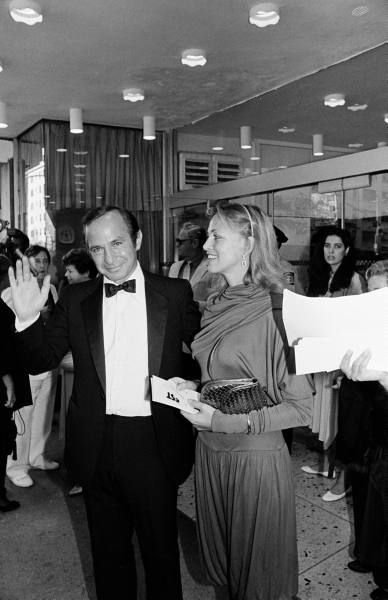Ben Gazzara  and Elke Stuckmann