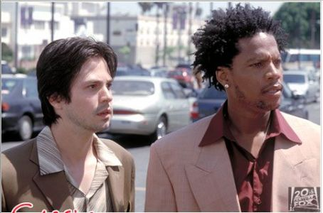 D.L. Hughley Freddy Rodriguez and  in 20th Century Fox's Chasing Papi - 2003