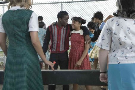 "Taylor Parks Elijah Kelley (left) stars as ""Seaweed J. Stubbs"" and  (right) stars as ""Little Inez"" in New Line Cinema's upcoming release of Adam Shankman's HAIRSPRAY. Photo Credit: ©2007 David James/New Line Cinema"