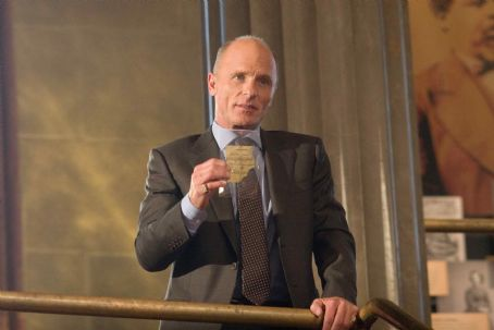 National Treasure: Book of Secrets ED HARRIS in ' © Disney Enterprises, Inc. and Jerry Bruckheimer, Inc. All rights reserved. Photo credit: Robert Zuckerman