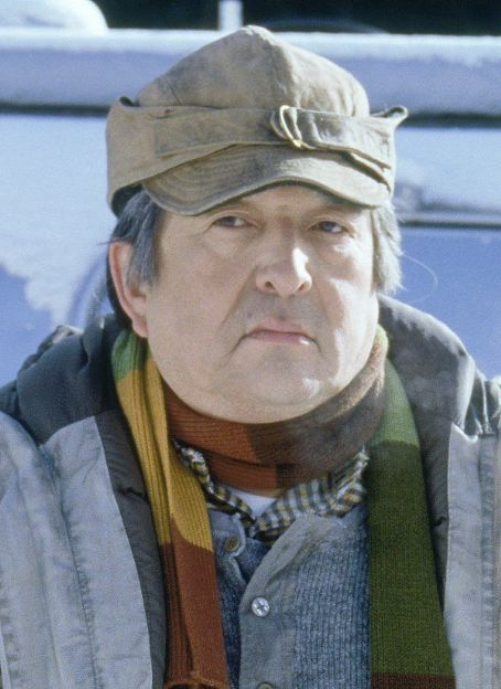 Graham Greene  in Disney's Snow Dogs - 2002
