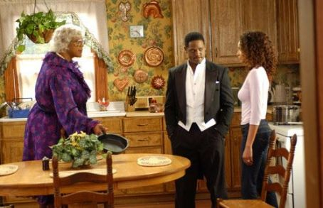Rochelle Aytes Madea (Tyler Perry), Carlos (Blair Underwood) and Lisa ()