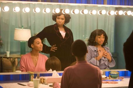 Anika Noni Rose Beyonce Knowles, Jennifer Hudson and  in Dreamgirls - 2006