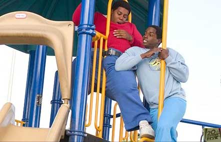 Kenan Thompson  plays Fat Albert in 20th Century Fox's Fat Albert.