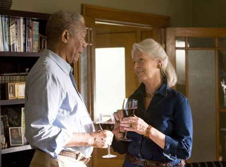 Feast of Love MORGAN FREEMAN stars as Harry Stevenson and JANE ALEXANDER stars as Esther Stevenson in the romantic comedy FEAST OF LOVE, directed by Robert Benton, distributed by Metro-Goldwyn-Mayer Distribution Co., A Division of Metro-Goldwyn-Mayer Studios Inc. Photo