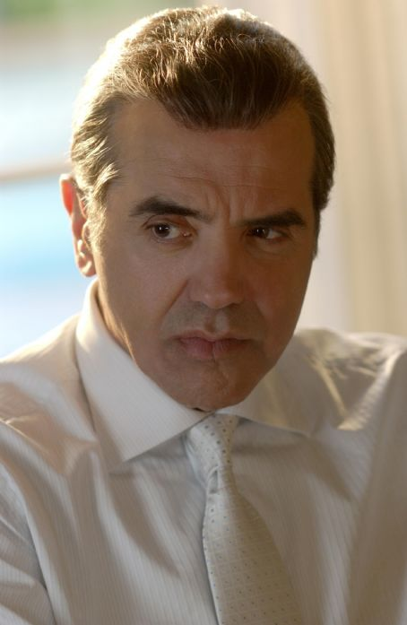 In the Mix Chazz Palminteri as Frank in IN THE MIX. Photo credit: Saeed Adyani