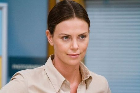 Det. Emily Sanders Charlize Theron star as  in Warner Independent Pictures' In the Valley of Elah.