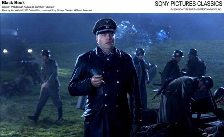 Black Book Center: Waldemar Kobus as Günther Franken. Photo by Karl Walter © 2006 Content Film, courtesy of Sony Pictures Classics. All Rights Reserved.