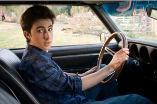 Josh Zuckerman  stars in fantastic original comedy 'Sex Drive.'