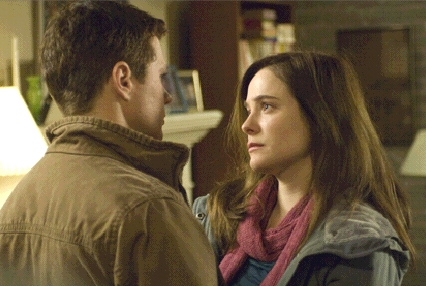 Caroline Dhavernas Ryan Phillippe as Eric and  as Juliana in Universal Pictures' Breach - 2007