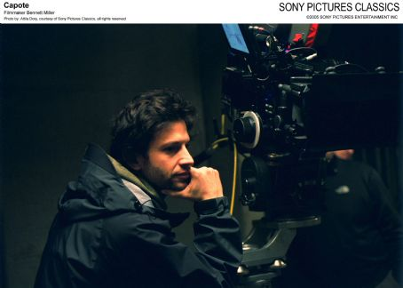Filmmaker Bennett Miller; Photo by: Attila Dory, courtesy of Sony Pictures Classics, all rights reserved.