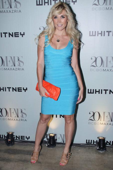 Tinsley Mortimer  - 2009 Whitney Contemporaries Art Party And Auction At Skylight On June 17, 2009 In New York City