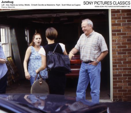 Embeth Davidtz Left: Amy Adams as Ashley; Middle:  as Madeleine; Right: Scott Wilson as Eugene; Photo by: Robert Kirk.