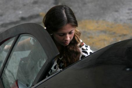 Mackenzie Rosman - Attends The Wedding Rehearsal Of Beverley Mitchell In Italy, 30.09.2008.