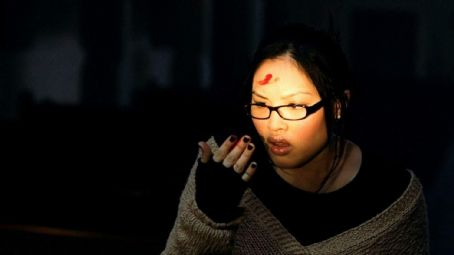 Kristy Wu  stars in Jeff Wadlow's CRY WOLF, a Rogue Pictures release. Photo by Romeo Tirone.