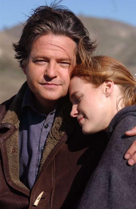 Love's Abiding Joy Stephen Bridgewater as Mr. Taylorsen and Erin Cottrell star as Missie LaHaye in Michael Landon Jr. direct movie Love's Abiding Joy - 2006