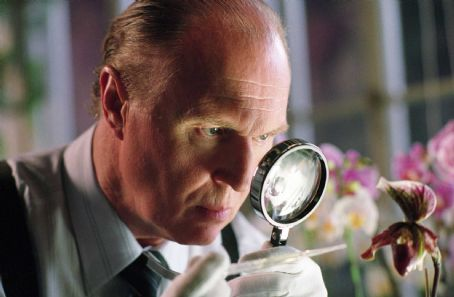 "Tim Pigott-Smith  as Creedy in Warner Bros. Pictures' and Virtual Studios' action thriller ""V for Vendetta,"" distributed by Warner Bros. Pictures. The film stars Natalie Portman. Photo by David Appleby"