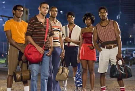 Nate Parker Puddin Head (Brandon Fobbs), Reggie (Evan Ross), Andre (Kevin Phillips), Walt (Alphonso McAuley), Willie (Regine Nehy), and Hakim () in Pride