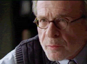 Ron Rifkin Dr. Waterson in Horror movie Pulse, directed by Jim Sonzero.