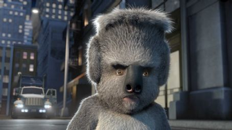 Eddie Izzard Nigel the Koala (voice of ). '©Disney Enterprises, Inc. All rights reserved.""